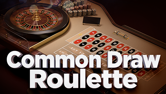 Common Draw Roulette Game